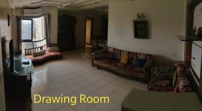 Hall Image of 1908 Sq.ft 3 BHK Apartment for buy in Nebula Tower, Bodakdev for 11500000