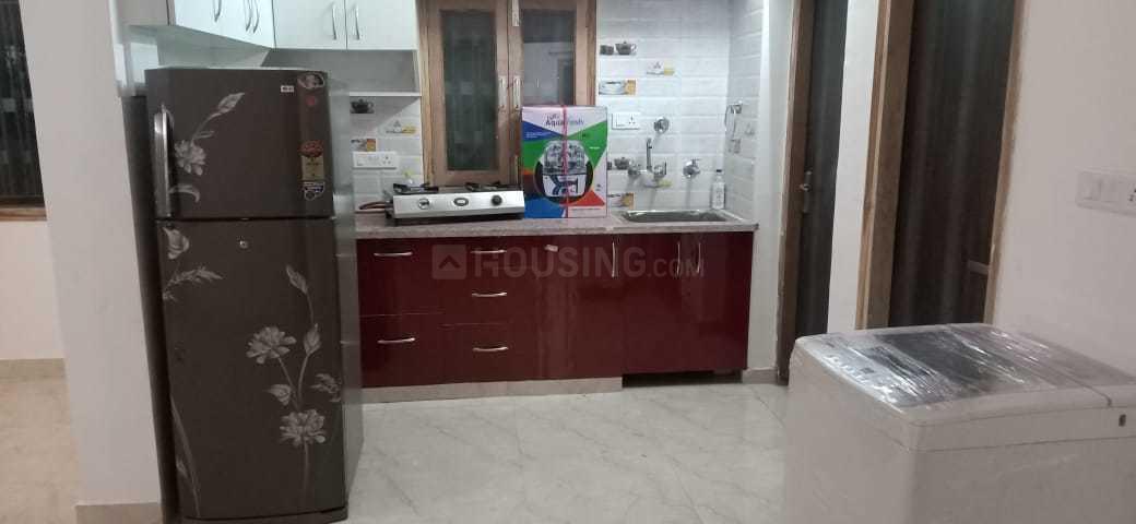 Kitchen Image of Super Accommodation in Niti Khand