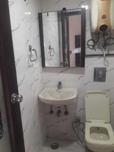 Bathroom Image of Chauhan PG in Karol Bagh