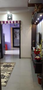 Gallery Cover Image of 963 Sq.ft 2 BHK Apartment for buy in  Shinde Arcade, Shivane for 5500000
