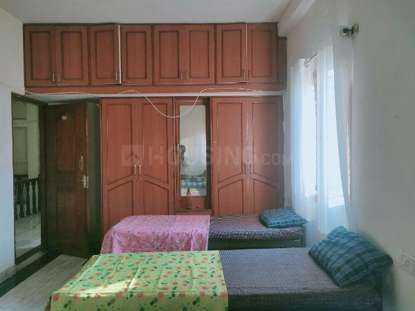 जेपी नगर में इन्फिनिटी बॉइज़ में बेडरूम की तस्वीर