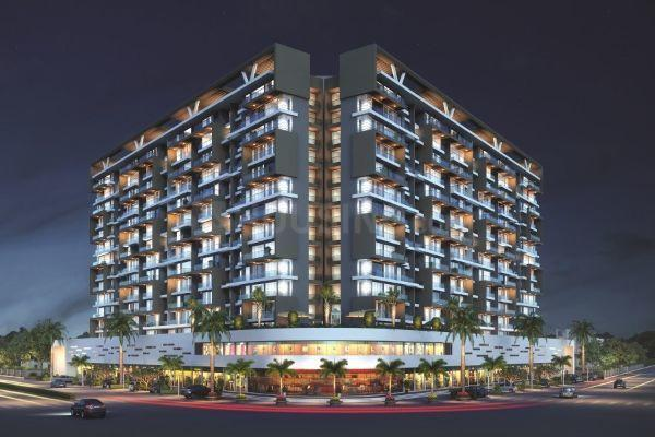 Building Image of 1950 Sq.ft 3 BHK Apartment for buy in Kharghar for 20400000
