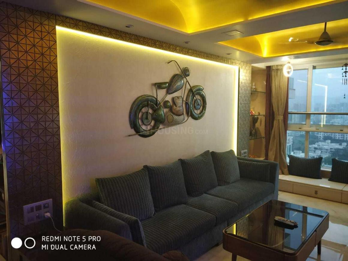 Living Room Image of 2000 Sq.ft 4 BHK Apartment for buy in Borivali West for 45000000