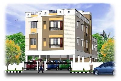 Gallery Cover Image of 954 Sq.ft 2 BHK Apartment for buy in Alandur for 7800000
