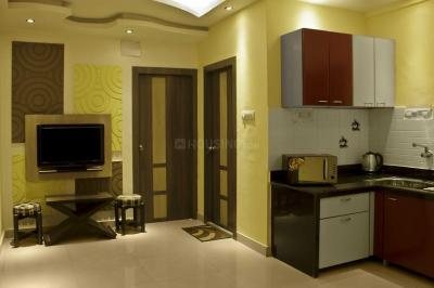 Gallery Cover Image of 1840 Sq.ft 3 BHK Apartment for rent in Ballygunge for 100000