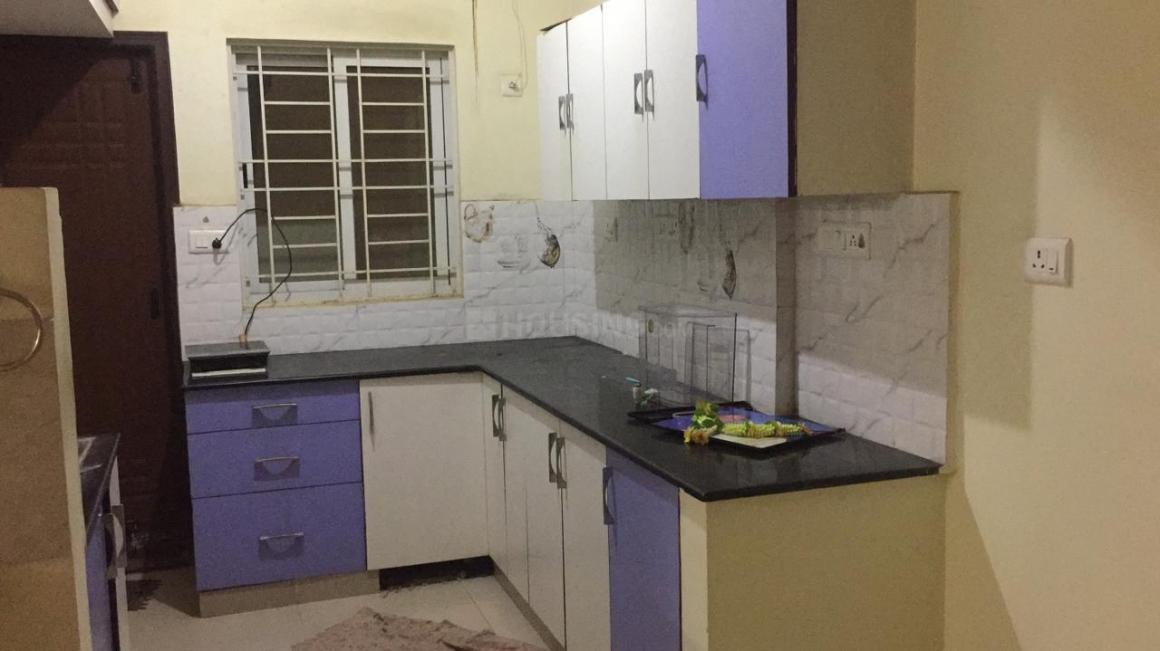 Kitchen Image of 1071 Sq.ft 2 BHK Apartment for rent in Himalayan Enclave, Battarahalli for 17000