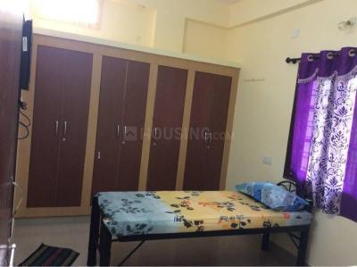 Bedroom Image of Mani Chandana Mens PG in Gachibowli