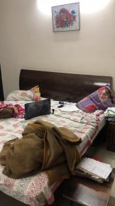 Bedroom Image of Paradise PG in Vikaspuri