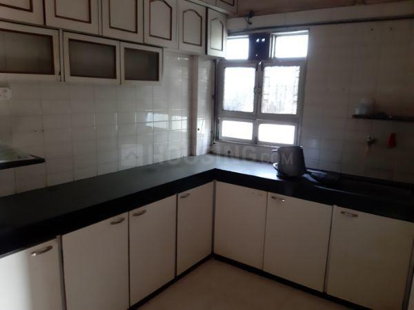 Kitchen Image of 580 Sq.ft 1 BHK Apartment for rent in Borivali West for 23000