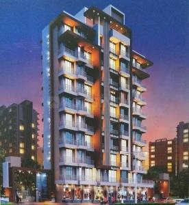 Gallery Cover Image of 710 Sq.ft 1 BHK Apartment for buy in Hiya Regency, Bhayandar East for 5609000