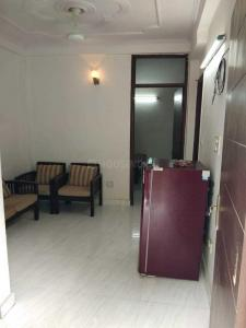 Gallery Cover Image of 500 Sq.ft 1 BHK Independent House for rent in Khirki Extension for 10000