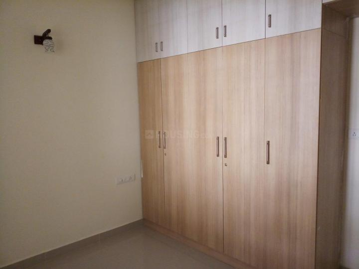 Bedroom Image of 1200 Sq.ft 2 BHK Apartment for rent in Griha Mithra Grand Gandharva, RR Nagar for 15000