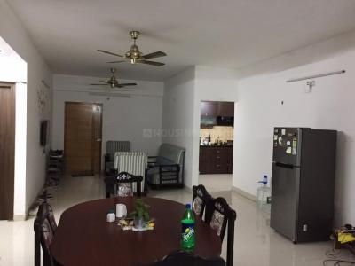 Gallery Cover Image of 1750 Sq.ft 3 BHK Apartment for rent in Mahalaxmi Usha Mahalaxmi, Kothaguda for 50000