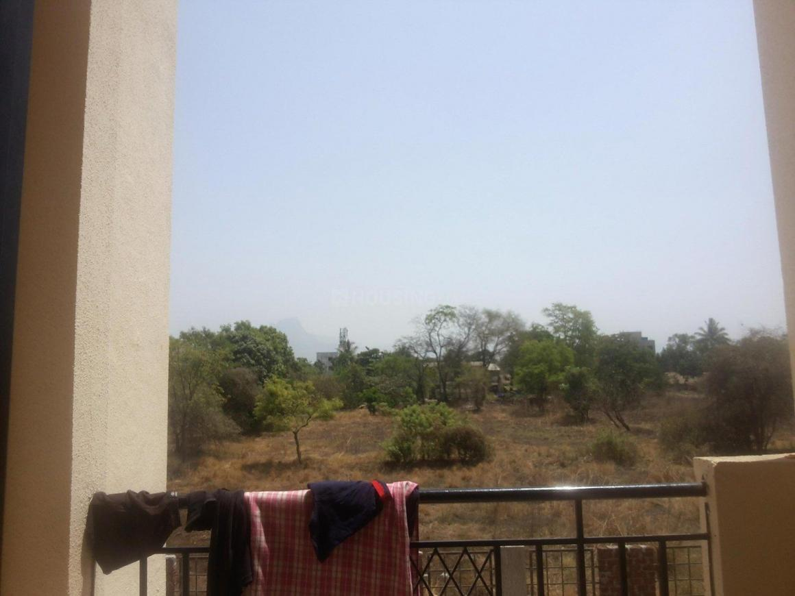 View from Living Room Balcony