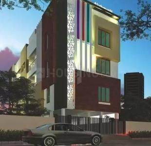 Gallery Cover Image of 550 Sq.ft 1 BHK Apartment for buy in Saligramam for 5900000