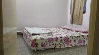 Gallery Cover Image of 1000 Sq.ft 1 BHK Independent Floor for rent in MV Residency, Ganganagar for 7500