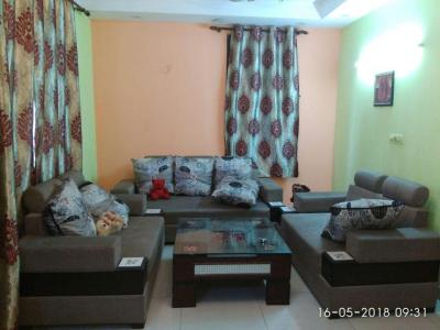 Gallery Cover Image of 1480 Sq.ft 3 BHK Apartment for rent in Vrinda City, Phi IV Greater Noida for 8000