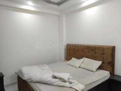 Gallery Cover Image of 1300 Sq.ft 3 BHK Independent Floor for rent in Chhattarpur for 20000