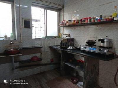 Kitchen Image of PG For Boys In Kalina in Santacruz East
