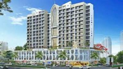 Gallery Cover Image of 1210 Sq.ft 2 BHK Apartment for buy in Laxmi Icon, Seawoods for 17500000