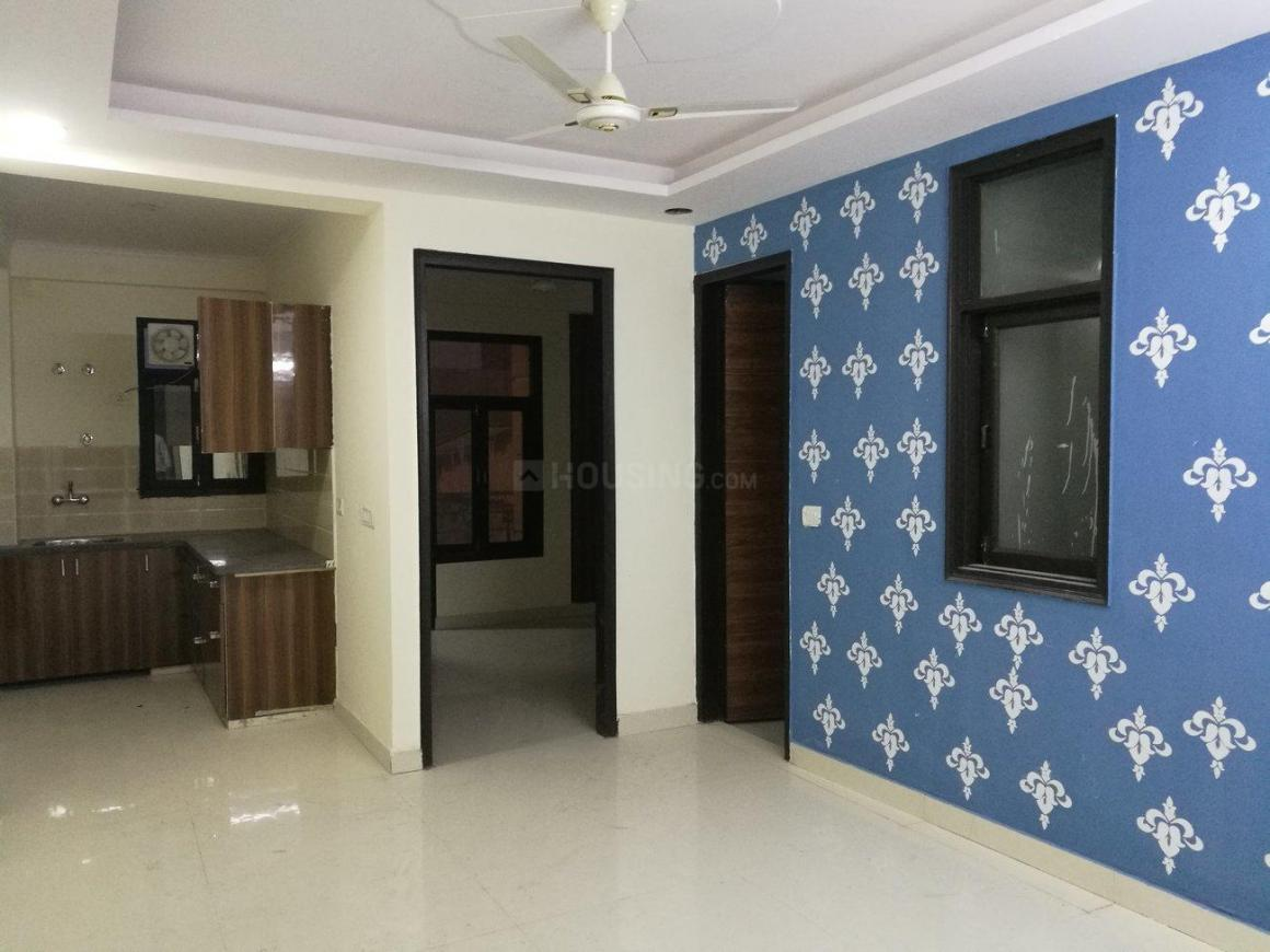 Living Room Image of 770 Sq.ft 2 BHK Independent Floor for buy in Chhattarpur for 2800000