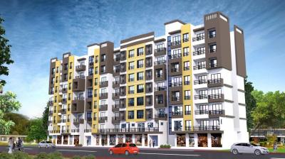 Gallery Cover Image of 346 Sq.ft 1 RK Apartment for buy in Panvelkar Aangan Phase 1, Vasind for 1301724