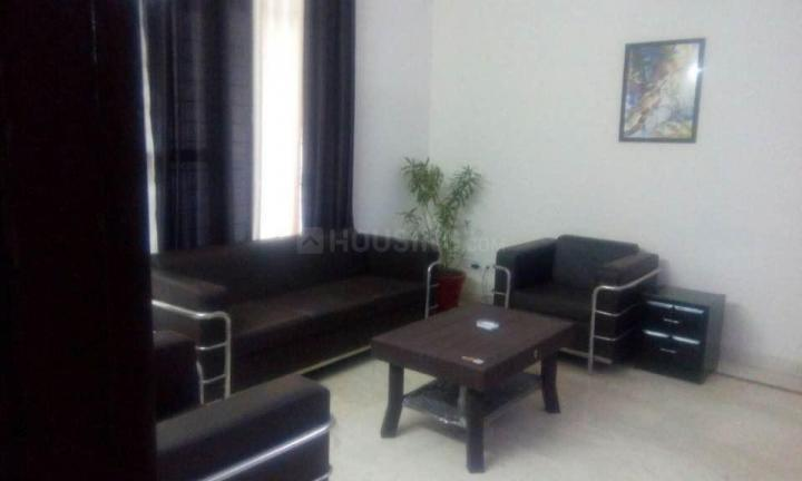Living Room Image of Feel Home PG in Sector 56