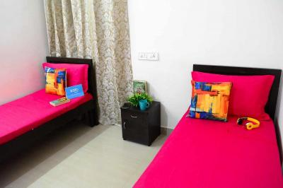 Bedroom Image of Zolo Tangirala in Thoraipakkam