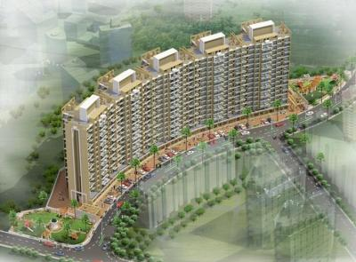 Gallery Cover Image of 550 Sq.ft 1 BHK Apartment for rent in Naigaon East for 6000