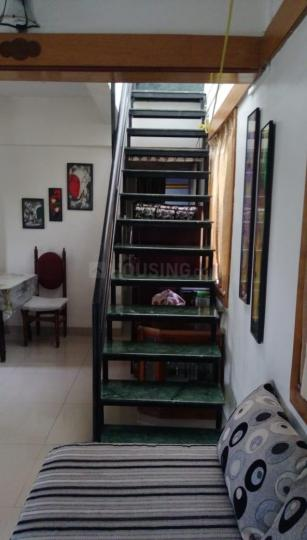 Staircase Image of 700 Sq.ft 1 BHK Apartment for rent in Shukrawar Peth for 22000