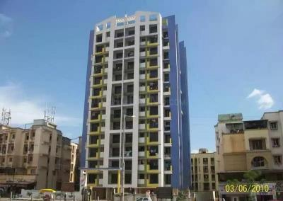Gallery Cover Image of 1090 Sq.ft 2 BHK Apartment for rent in Kamothe for 16000