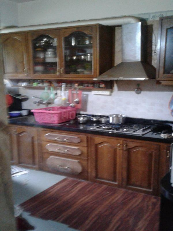 Kitchen Image of 1506 Sq.ft 2 BHK Apartment for buy in Salcete for 7100000