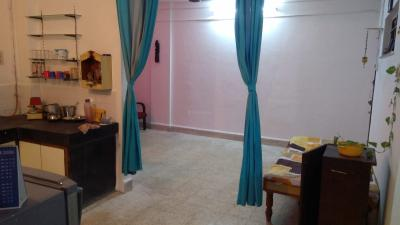 Gallery Cover Image of 550 Sq.ft 1 BHK Apartment for rent in Bopodi for 15000