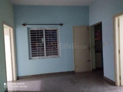 Gallery Cover Image of 1100 Sq.ft 1 BHK Apartment for rent in Jogupalya for 26000