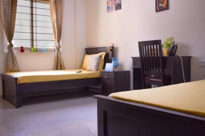 Bedroom Image of Zolo Sarovar in Velachery