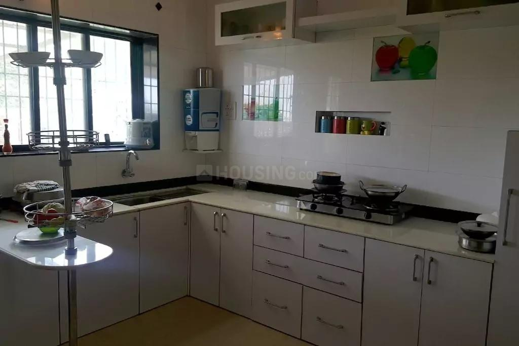Kitchen Image of 10000 Sq.ft 4 BHK Villa for rent in Ballygunge for 500000