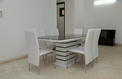Dining Room Image of PG 4643325 Sector 24 in DLF Phase 3