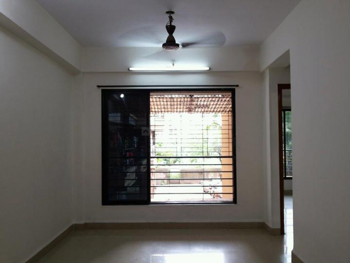 Living Room Image of 1050 Sq.ft 2 BHK Apartment for rent in Rabale for 27000