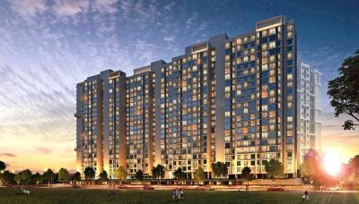 Gallery Cover Image of 747 Sq.ft 1 BHK Apartment for buy in Godrej Nest, Kandivali East for 9100000