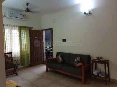 Gallery Cover Image of 1300 Sq.ft 2 BHK Apartment for rent in Kgeyes Eternity, Besant Nagar for 38000