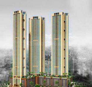 Gallery Cover Image of 1647 Sq.ft 2 BHK Apartment for rent in DB Woods, Goregaon East for 78000