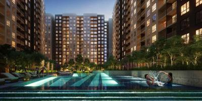 Gallery Cover Image of 700 Sq.ft 2 BHK Apartment for buy in Joka for 2950000