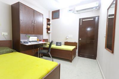 Bedroom Image of Cobeds PG For Girls in Sangam Vihar