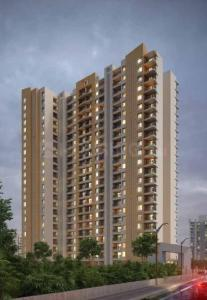 Gallery Cover Image of 1280 Sq.ft 3 BHK Apartment for buy in Nyati Evolve I, Mundhwa for 9460000