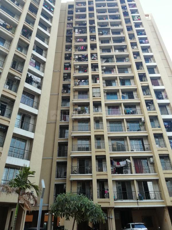 Building Image of 1000 Sq.ft 2 BHK Apartment for rent in Mumbra for 15000