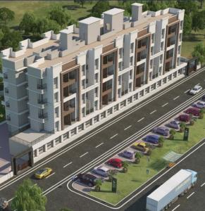Gallery Cover Image of 608 Sq.ft 1 BHK Apartment for buy in Ambernath East for 2150000