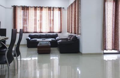 Living Room Image of 204 J Ashok Meadows in Hinjewadi