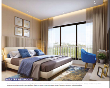 Gallery Cover Image of 975 Sq.ft 2 BHK Apartment for buy in Mahindra Alcove Wing D And E, Powai for 19500000
