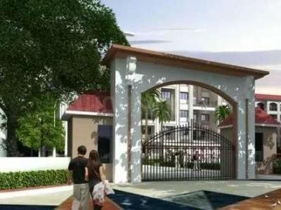 Gallery Cover Image of 618 Sq.ft 1 BHK Apartment for buy in Gotal Pajri for 1359600