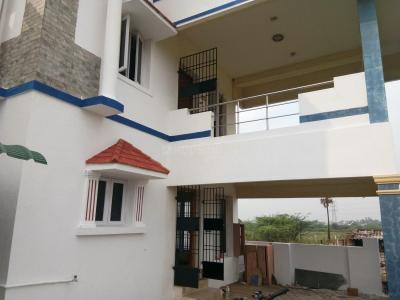 Gallery Cover Image of 15000 Sq.ft 3 BHK Independent House for rent in Thirumullaivoyal for 15000